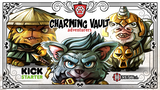 3D Printable Charming Adventurers Chibi Style D&D charaters thumbnail