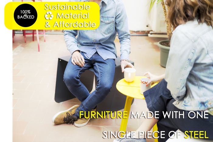 Intelligent design that brings quality furniture closer to everyone. Minimal Design | Sustainable Production | Made for all.