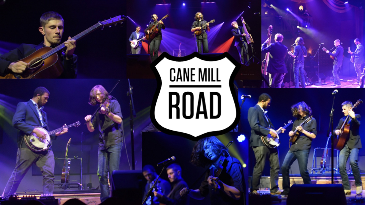 Cane Mill Road LIVE CD by William Purcell — Kickstarter