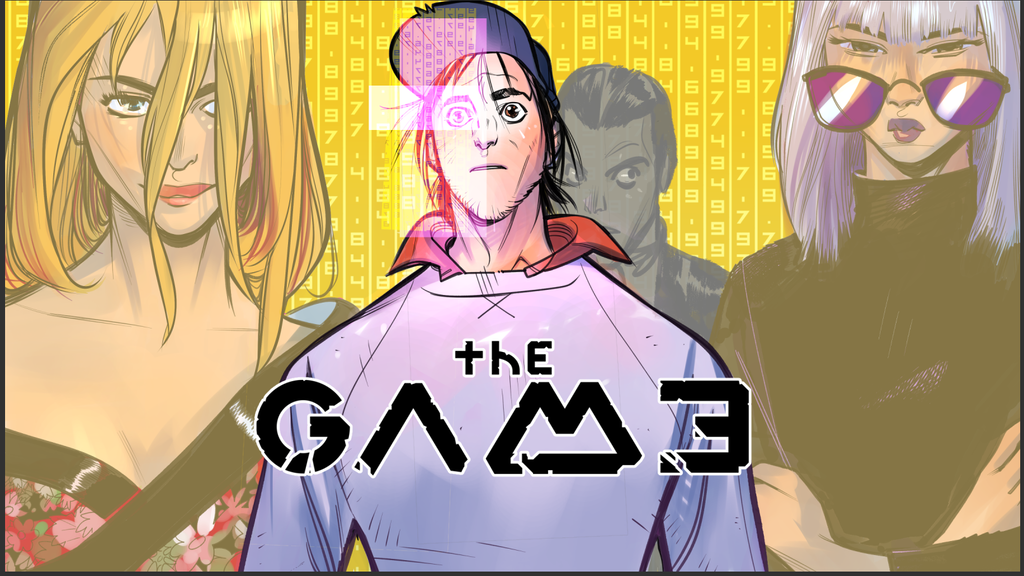 The Game #1 Break Kickstarter project video thumbnail