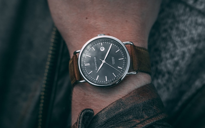 Raconteur is a Swedish watch brand that blends vintage design with contemporary minimalism. Fully funded in less than 24-hours. Follow along as the journey continues.