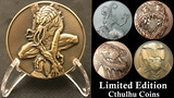 Cthulhu Mythos Coins: Limited Edition Final Minting thumbnail