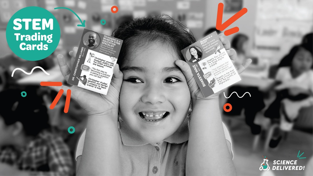STEM Trading Cards project video thumbnail