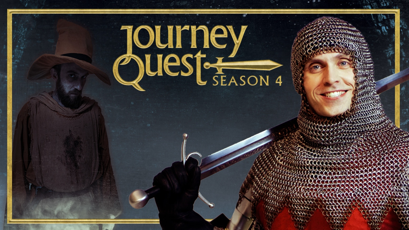Fantasy/comedy television series JourneyQuest continues with an epic fourth season from Zombie Orpheus Entertainment.