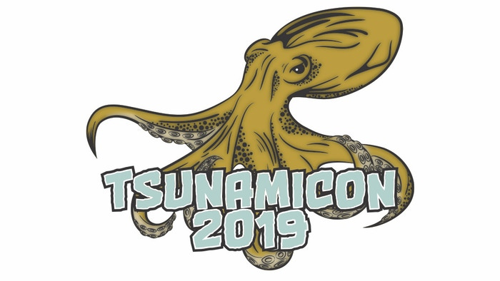 Join us for TsunamiCon 2019 October 18th, 19th and 20th at the Midian Shrine Center in downtown Wichita!
