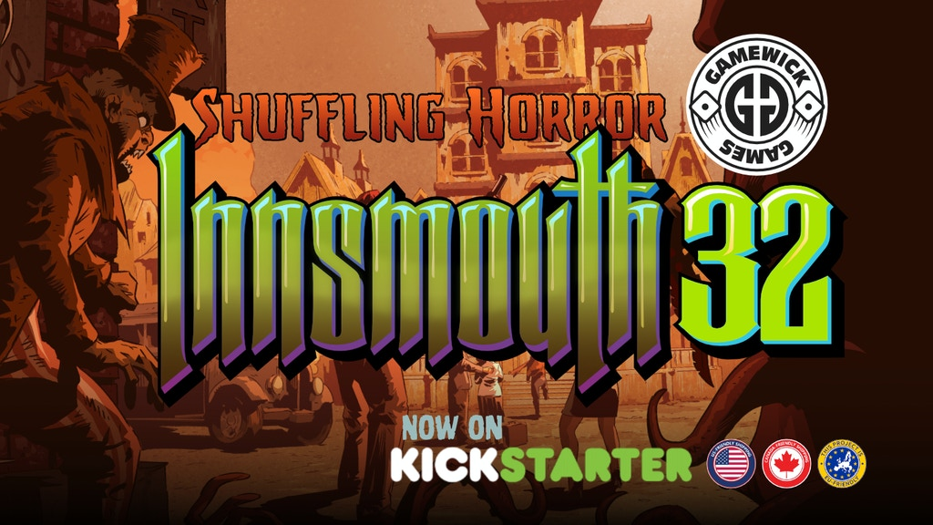 Project image for Innsmouth 32 | ***Second Attempt***