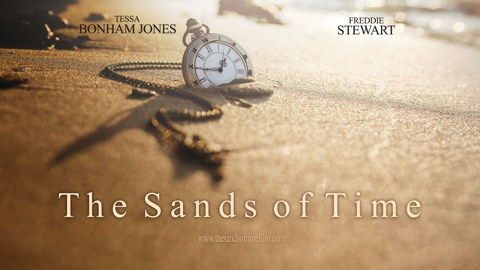 A Time Portal in the Sands Brings a Young Couple Together   Team of Emmy® and BAFTA Winners