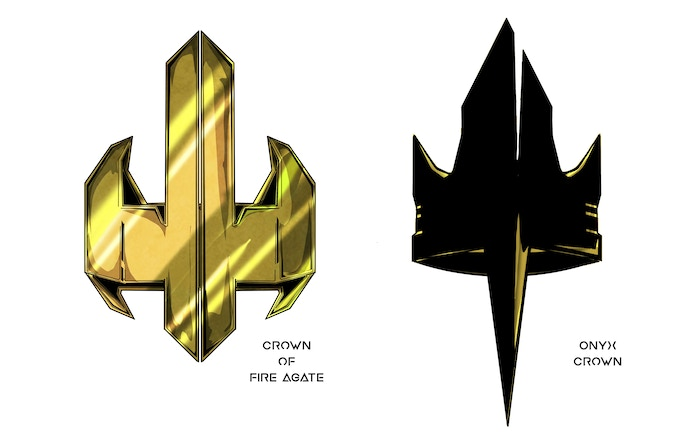Crowns of the Supreme