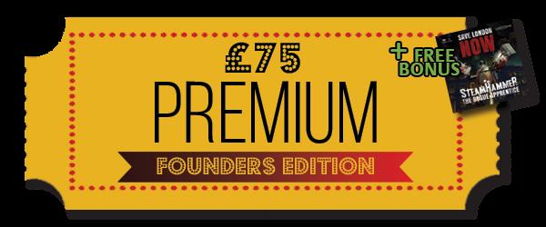 Pledge £75 or more Premium Box Set - Founders Edition