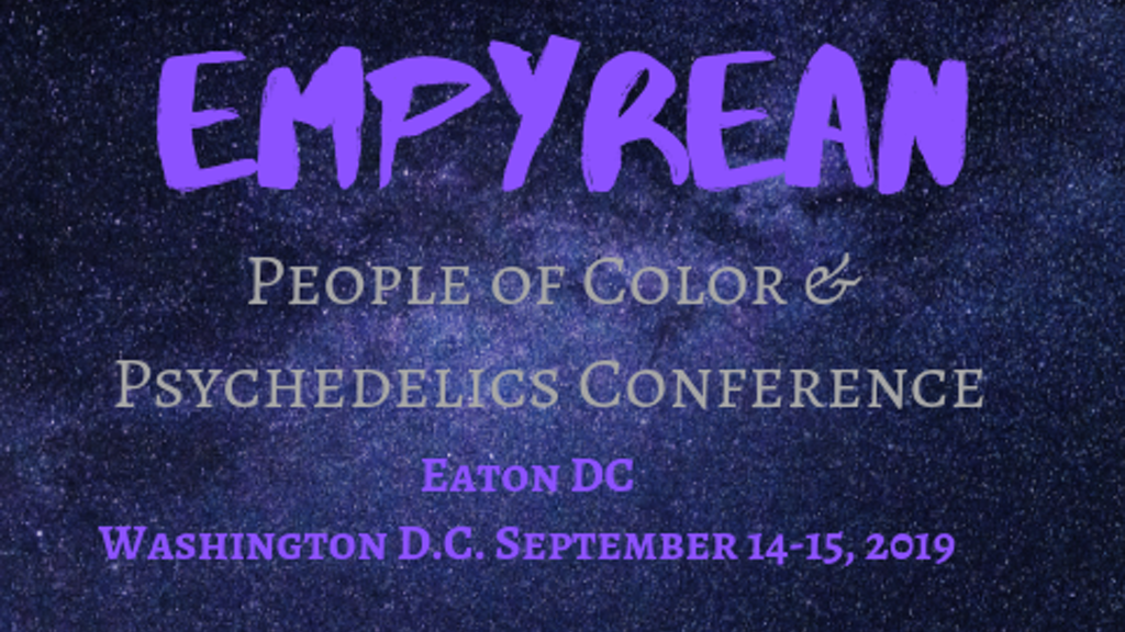 Project image for Empyrean: The People of Color Psychedelics Conference (Canceled)