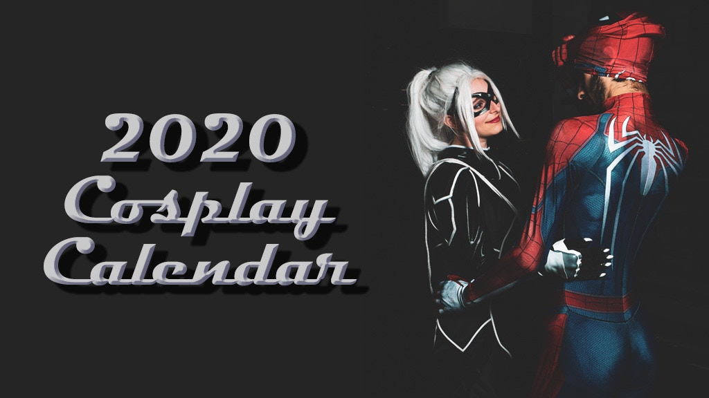 Project image for UK Cosplay Calendar 2020