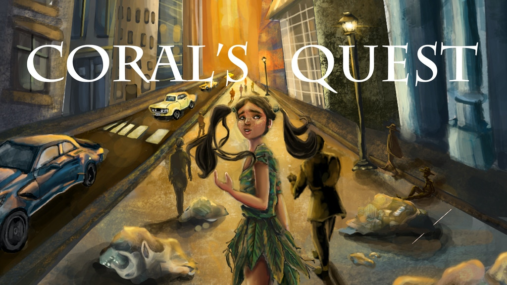 Coral's Quest project video thumbnail