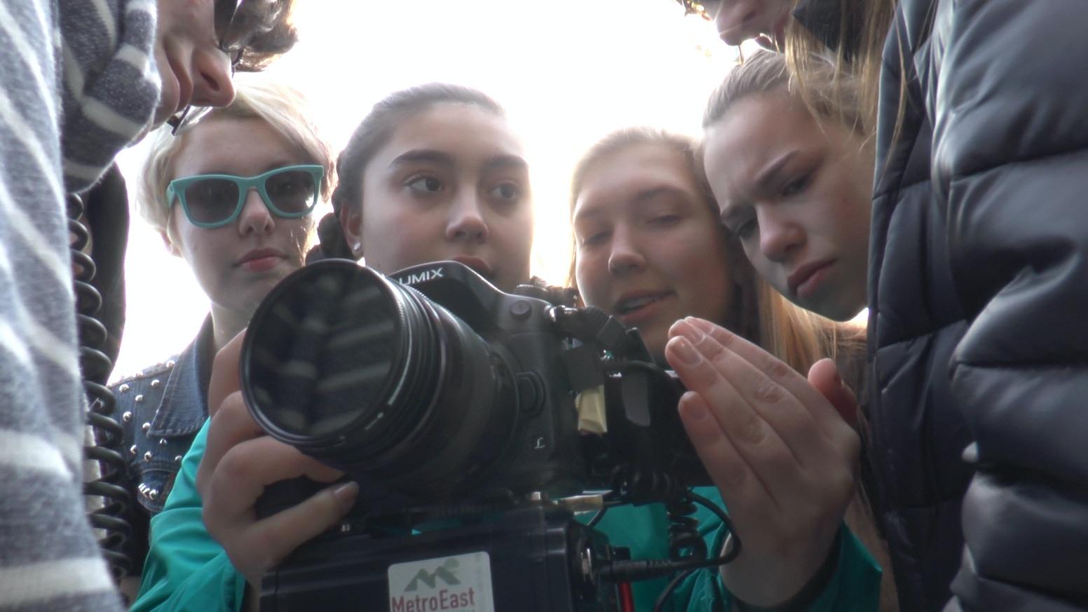 POWGirls Media Education Program - Help fund youth-created media!