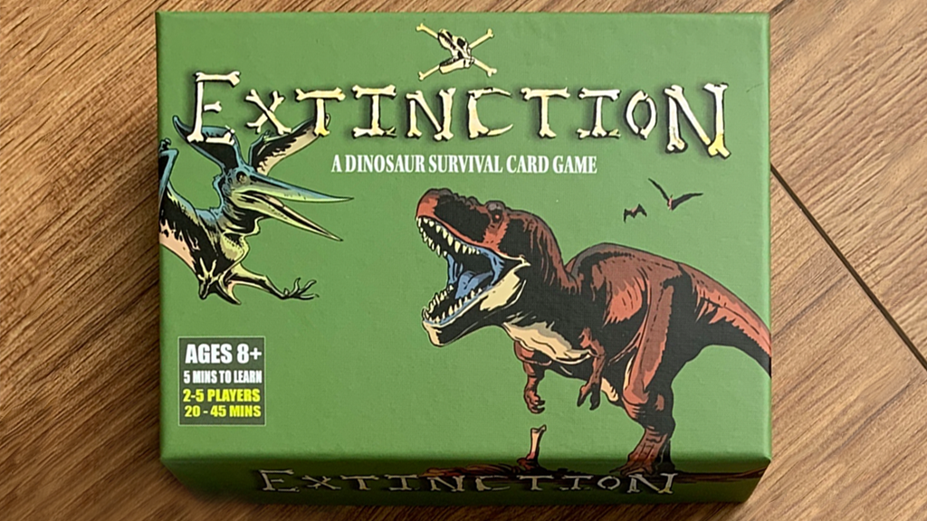 EXTINCTION: Dinosaur Survival Battle Royale Card Game project video thumbnail