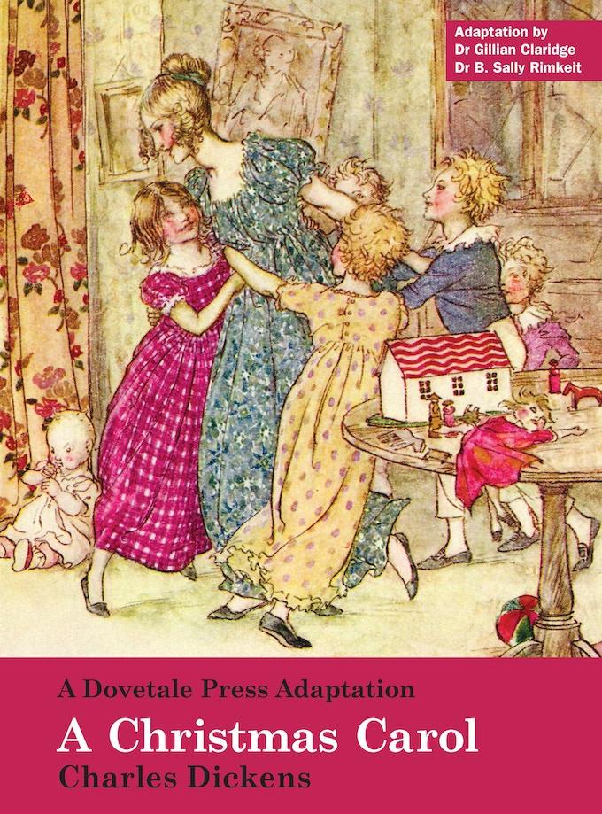 A Dovetale Press Adaptation Christmas Carol Charles Dickens ISBN 978-0-473-37294-1