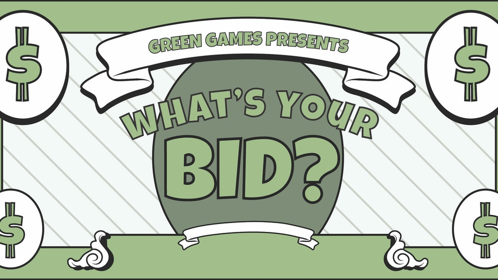 Project image for What's Your Bid? (Canceled)