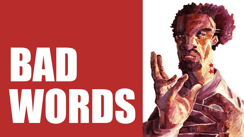 BAD WORDS: An illustrated book of crime-related poetry project video thumbnail