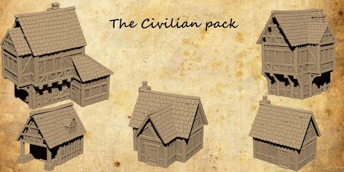 Civilian pack