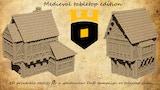 Medieval township 3D STL files - tabletop edition thumbnail