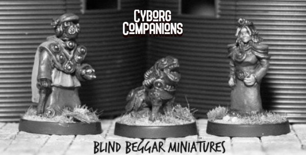 Included in The Travellers and Cyborg Companions Pledge
