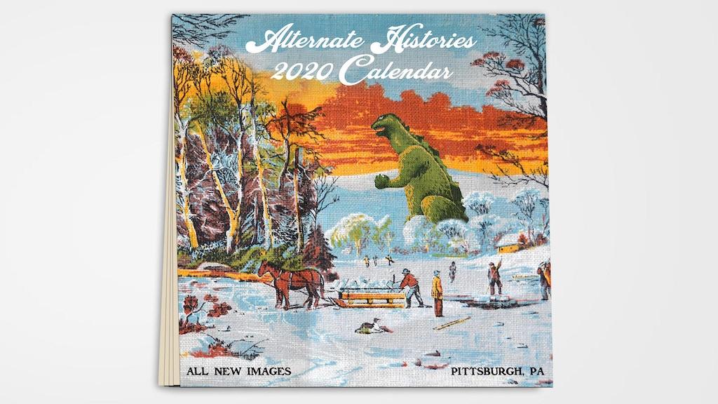 Alternate Histories 2020 Calendar project video thumbnail
