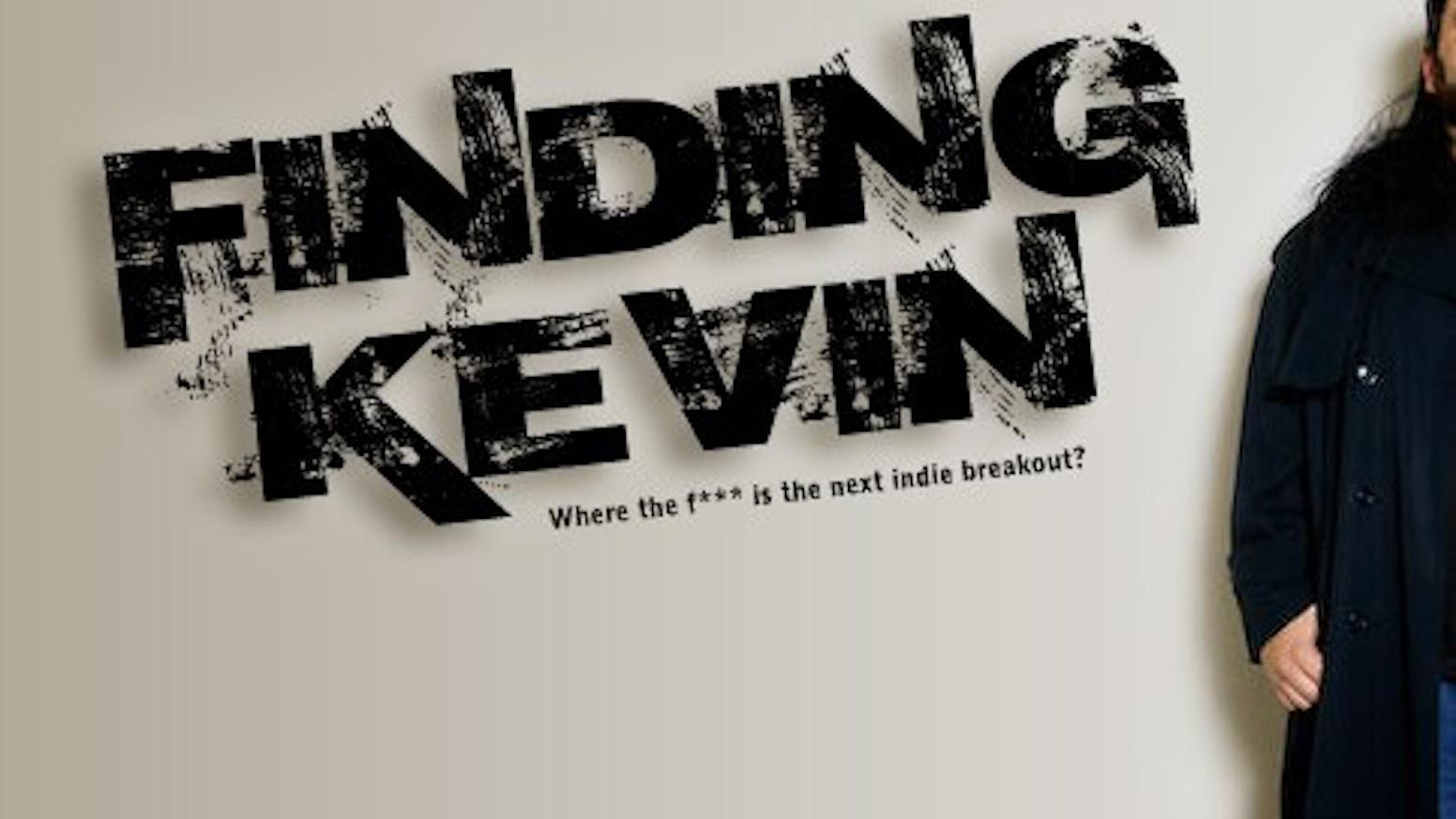 Finding Kevin by Mace Walker — Kickstarter