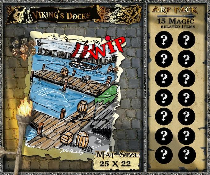 The Viking's Docks