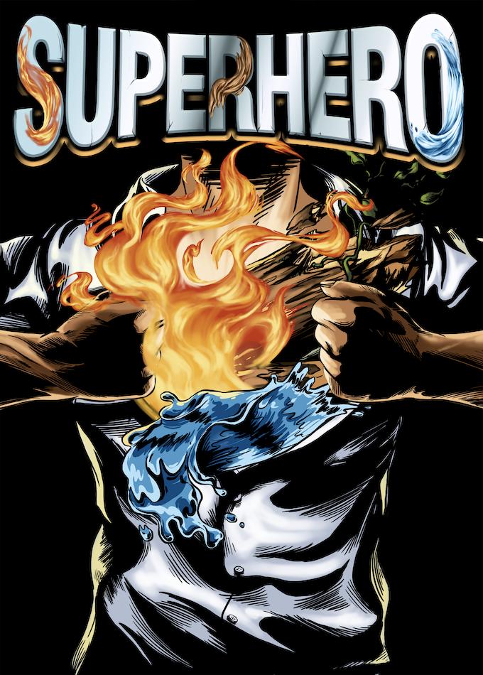 Superhero, the card game