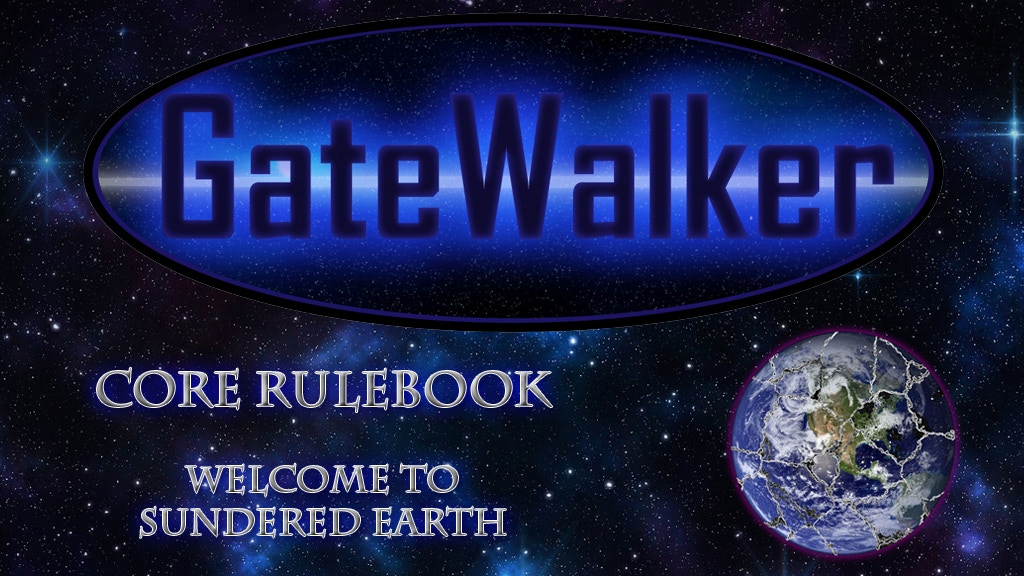 Project image for GateWalker Core Rulebook