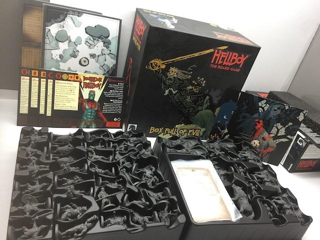 Box Full of Evil!