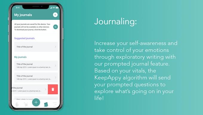 Journaling Screen