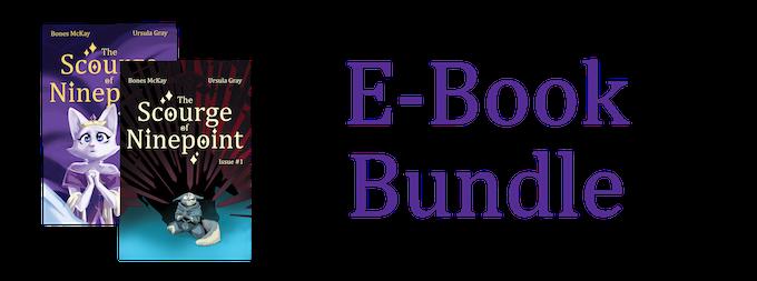 E-Book bundle includes Issue #1 & 2.
