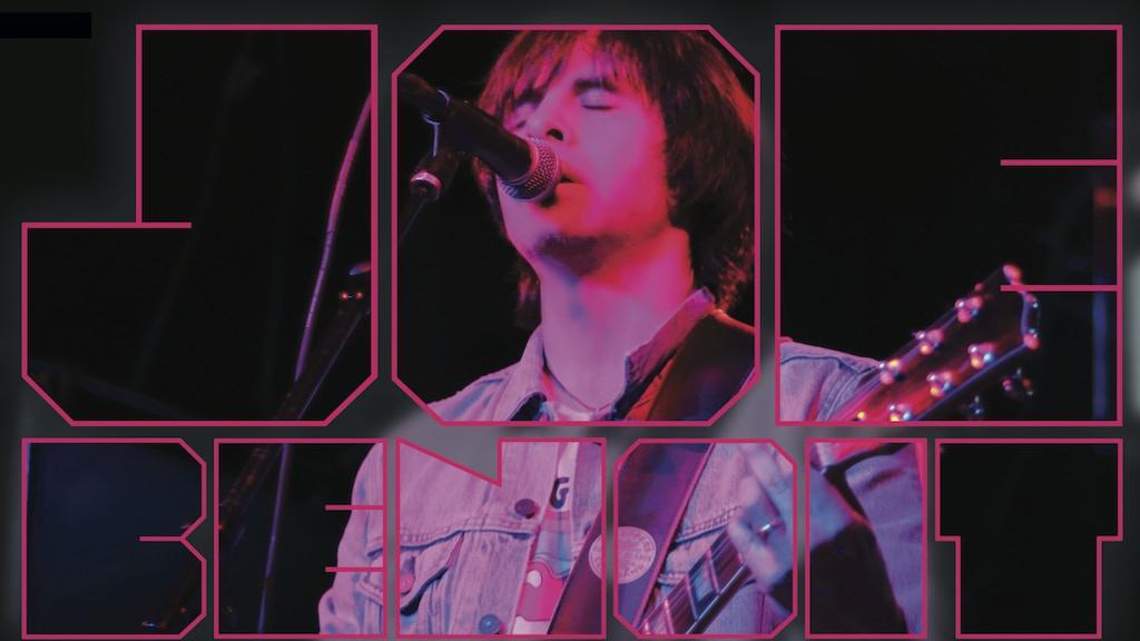Joe Benoit Releases His New Album on Vinyl! project video thumbnail