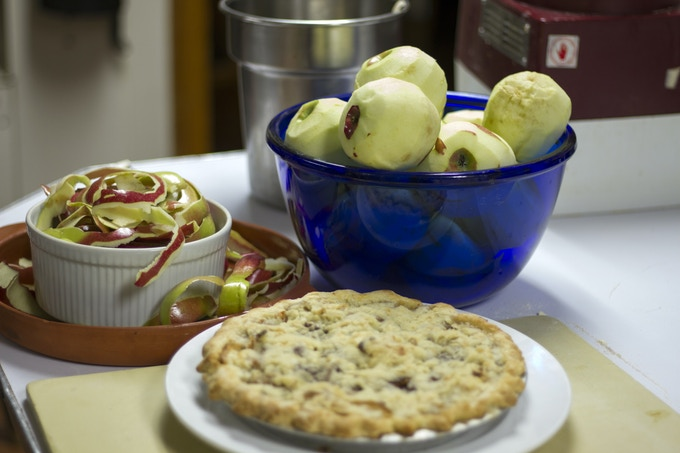 Juicy Vermont Macs make our pies so delicious