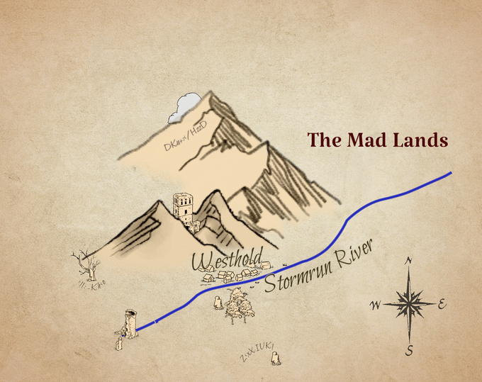 The Mad Lands starter map