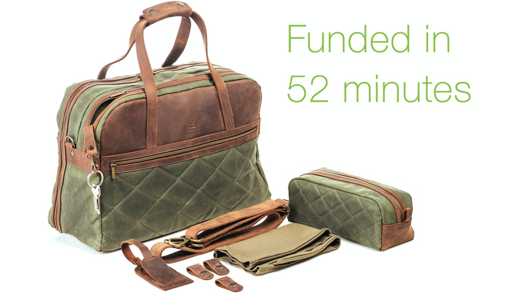 The Flaro Bag: optimizes travel time and saves money project video thumbnail