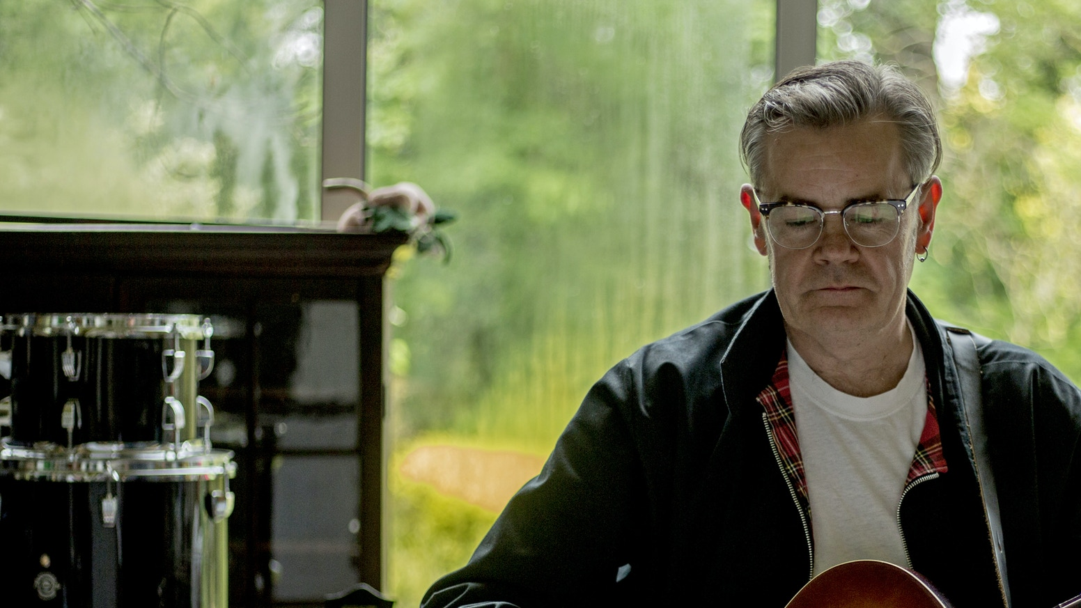 A long-playing record from Scots Americana singer-songwriter & comrades