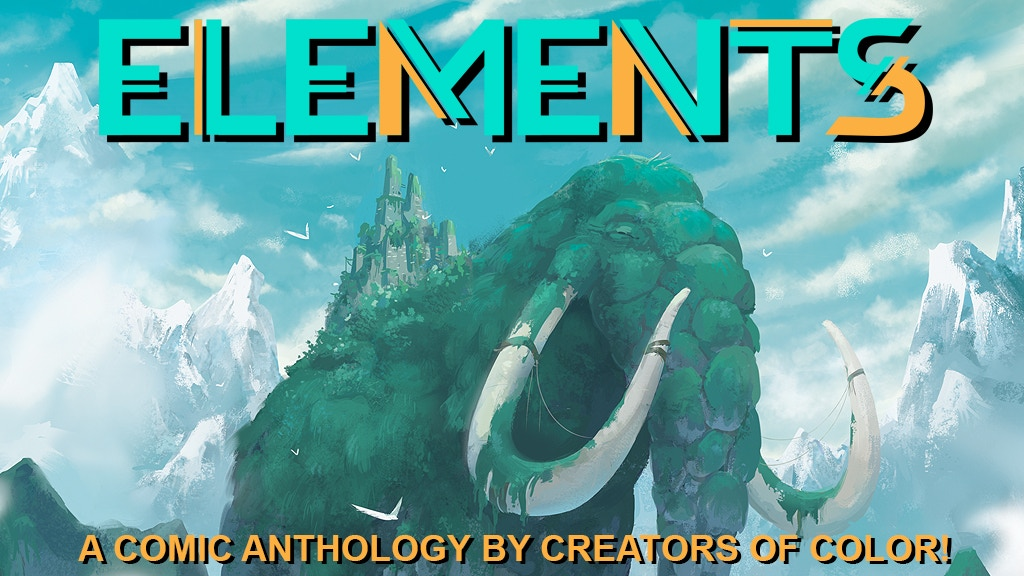 ELEMENTS: Earth project video thumbnail