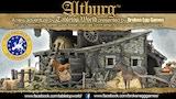 Tabletop World's Altburg Stable 32mm resin cast terrain thumbnail