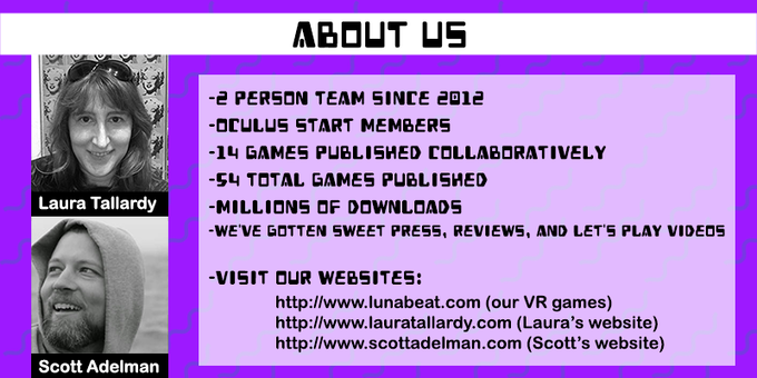 Fun things to know about us!