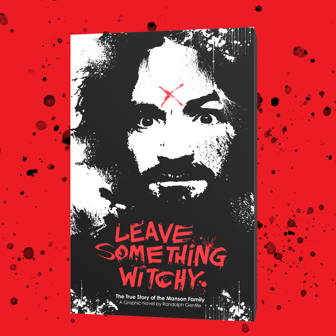 Leave Something Witchy Cover