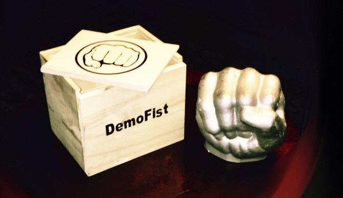 Cast Iron Demofist