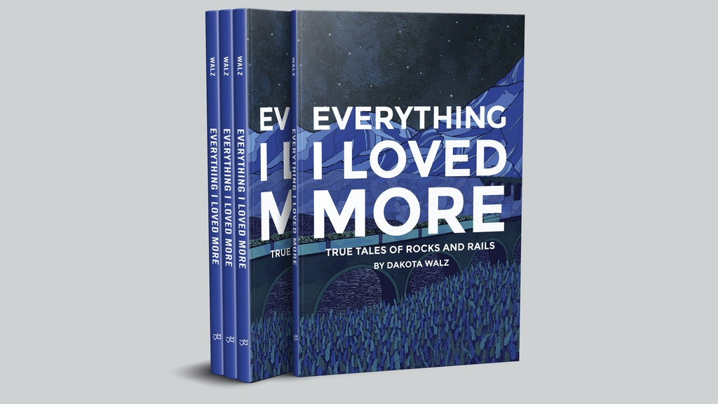 Everything I Loved More: True Tales of Rocks and Rails project video thumbnail