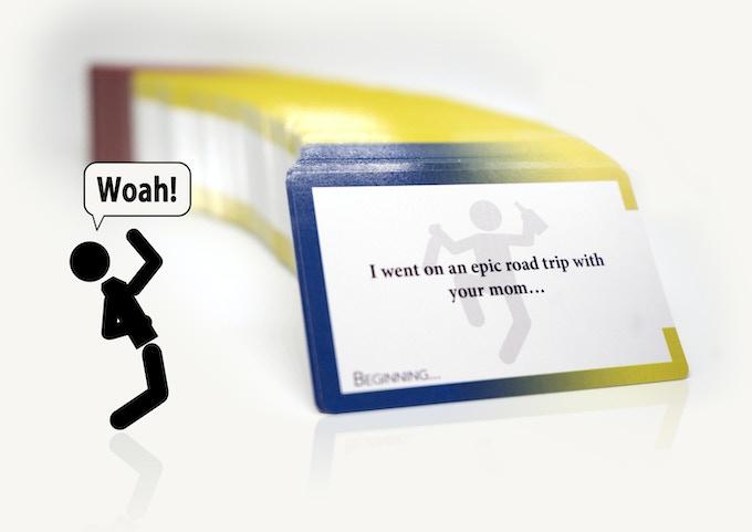 ALL UNIQUE CARDS!