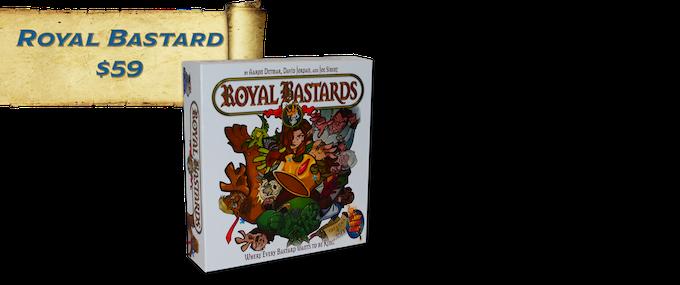 Royal Bastard ($59)