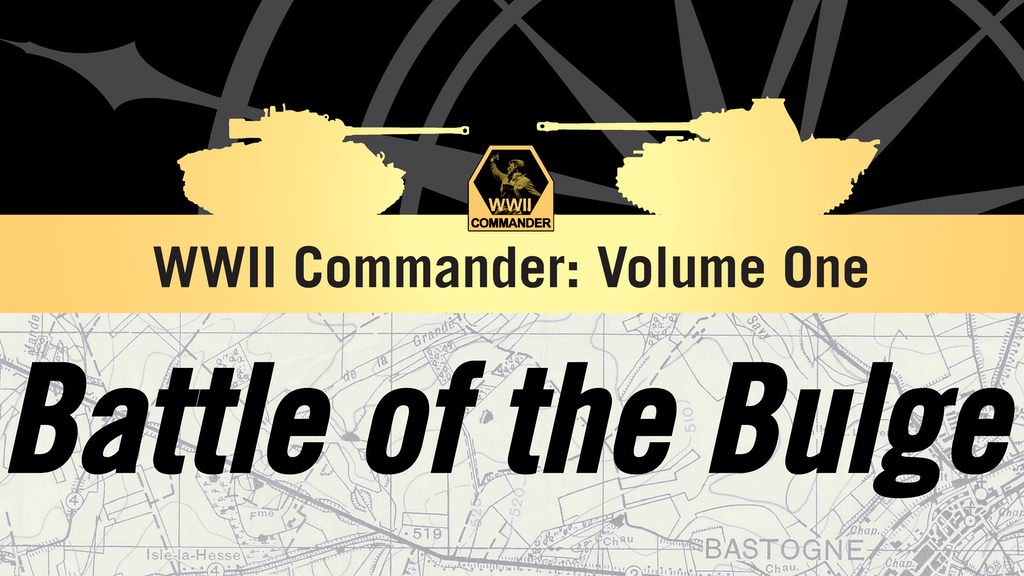 WWII Commander: Battle of the Bulge project video thumbnail