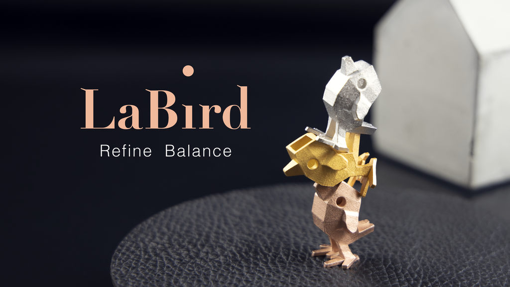 LaBird - Creative & Mindful Balance for your body & mind project video thumbnail