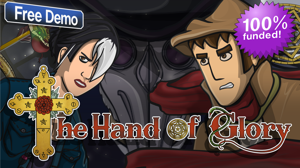 The Hand of Glory project video thumbnail