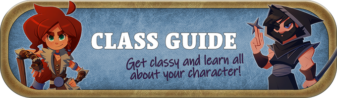 Explore the different classes!