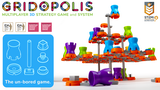 Gridopolis - a 3D Strategy Game and System thumbnail